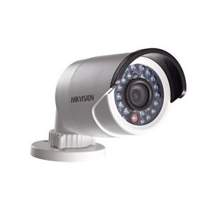 CAMARA HIK BULLET TURBO 720P LENTE FIJO 2.8MM IP66 IR 20M METALICA