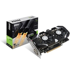 TARJETA DE VIDEO MSI PCI EXP. GTX1050 4GB