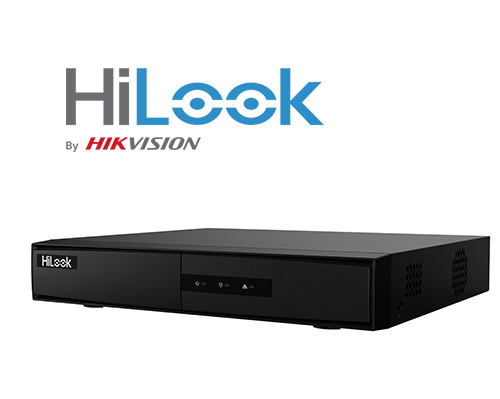 NVR HILOOK 4 CANALES POE NVR-104MH-D/4P
