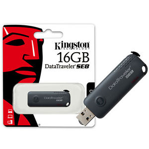 PENDRIVE KINGSTON DATA TRAVELER ES8 64GB