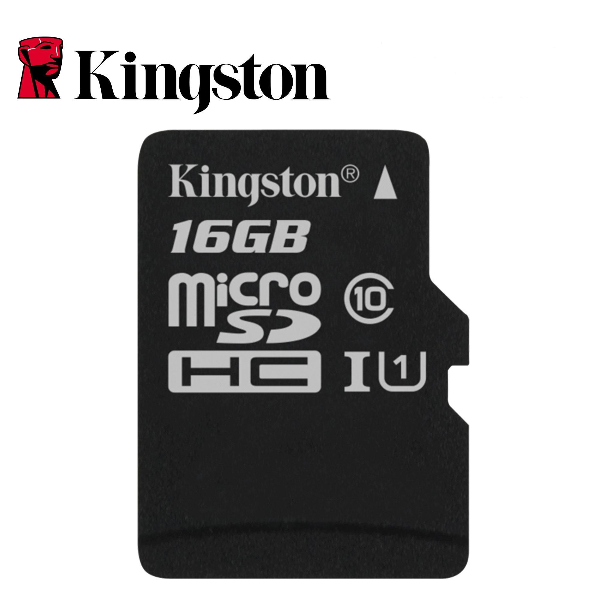 MICRO SD KINGSTON CANVAS SELECT 16GB MICROSDHC UHS-I