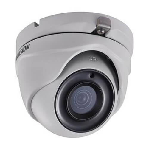 CAMARA HIK DOMO 5MP LENTE FIJO 2.8MM IR 20M IP67