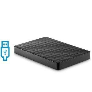 DISCO EXTERNO SEAGATE EXPANSION 2TB USB 3.0