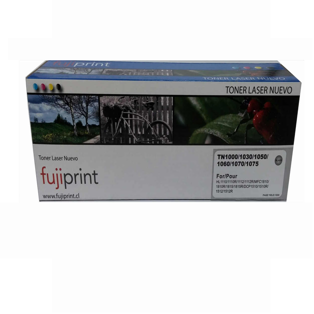 TONER  ALTERNATIVO BROTHER TN-1060